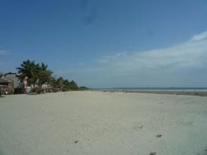 langer-Sandstrand-Muisne-Praktikum-Freiwillige-Freiwilligendienst-HilfevorOrt-Ecuador-Strand