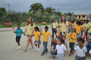Ausflug-Institut-Muisne-Freiwilligenprogramm-Volunteer-Praktikum-Ecuador