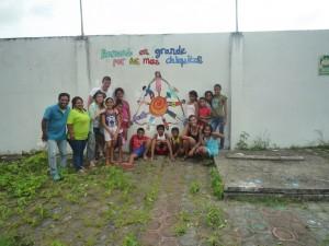 fertig-malen-Muisne-Praktikum-Freiwillige-Freiwilligendienst-HilfevorOrt-Ecuador-Strand